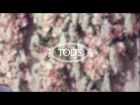 Tod's Women's Spring Summer 2013 Campaign - Behind the scenes