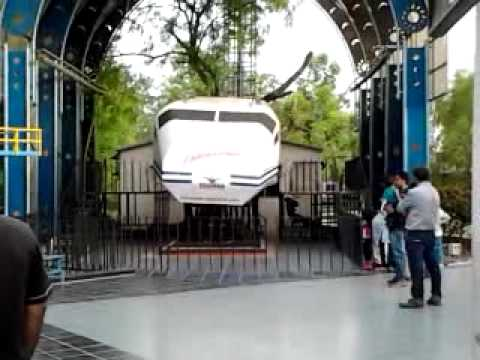 Thriller Ride in Science City, Ahmedabad