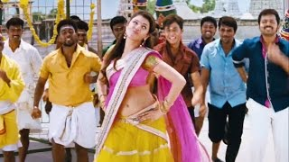 Kajal Agarwal Hot Navel Saree in All in All l Shagg Edit