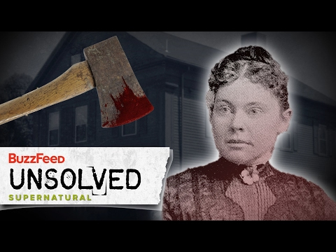 The Murders That Haunt The Lizzie Borden House