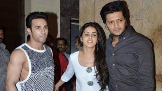 Bangistan' Movie Screening | Pulkit Samrat, Riteish Deshmukh & Genelia D'Souza