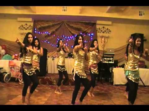 Dhoom Tana Bole Chudiyan Dil Bole Hadippa Dance