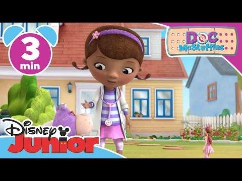 Doc McStuffins   Squibbles Come Home   Disney Junior UK