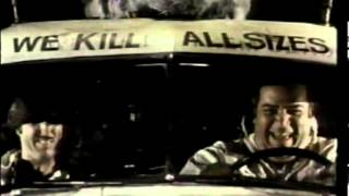 Crimewave (1985) - Official Trailer
