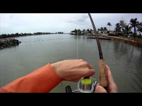 Fishing With Joop - Episode 16 - Hurricane Isaac Snook Fishing