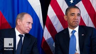 Obama and Putin: 6 Years of Awkward Encounters | Mashable News