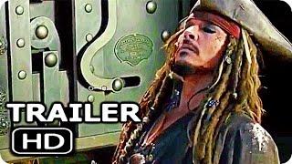 PIRATES OF THE CARIBBEAN 5 New CLIP + Trailer (2017) Dead Men Tell No Tales, Disney Movie HD