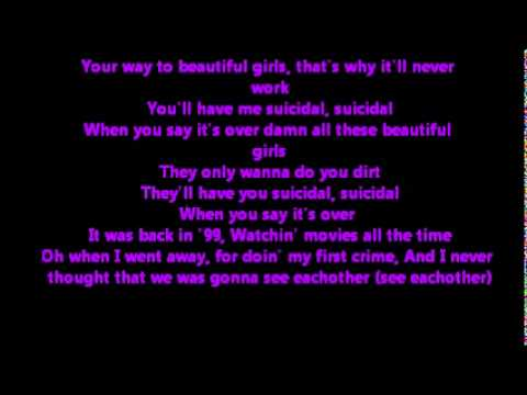 Sean Kingston Beautiful Girls Lyrics HD