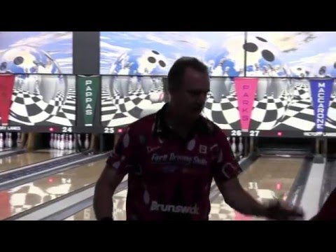 Walter Ray Williams, Jr. Bowls 279 on His Way to Match Play