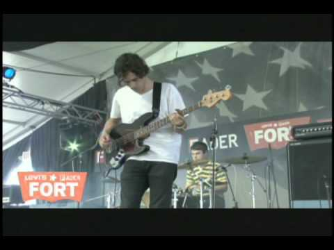 The Strange Boys LIVE @ the Levi's®/FADER Fort Music Videos
