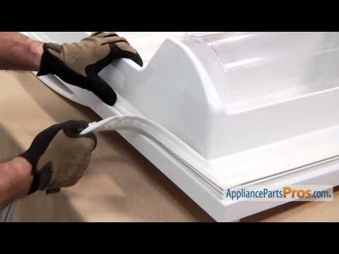 Refrigerator Door Gasket (part #2159075) - How To Replace