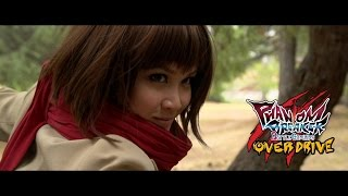 Phantom Breaker: Battle Grounds Overdrive (Live Action) -- Yuzuha