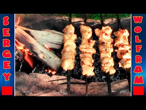 Шашлык   в Растительном Масле(Shashlik in a vegetable oil)