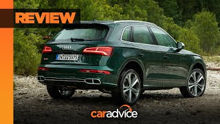 2020 Audi SQ5 TDI review | Luxury SUV | CarAdvice