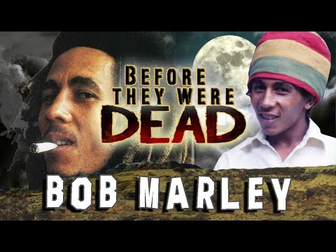 BOB MARLEY -  Before They Were DEAD
