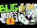 Every Pokemon MOVE Explained! BUG Edition! | Gnoggin