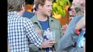 Prince Harry: The Party Prince