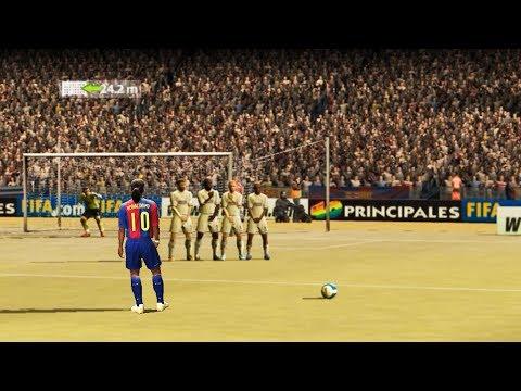 Free Kicks From FIFA 94 to 18