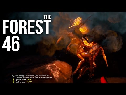 THE FOREST HD+ #046 Muschi Klaus dem ihre seine Brüder ★ Lets Play The Forest