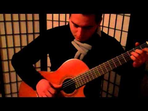 El testamen de N'amelia - By: Miguel Llobet - Played by: Gustavo A. Rodríguez Barrera