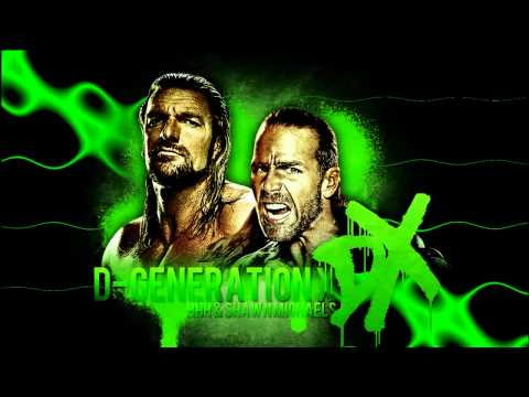 Wwe Dx Generation Theme are You Ready? [hq] video