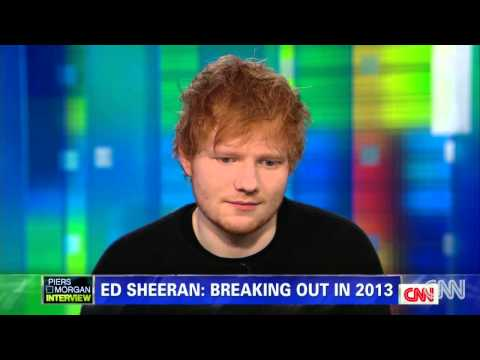 Ed Sheeran dishes on Taylor Swift