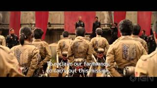 Shingeki no Kyojin (Live Action) - Trailer