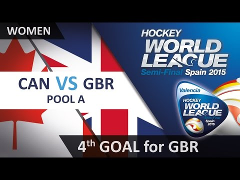 Sophie Bray taps it home at the far post CAN 1-4 GBR