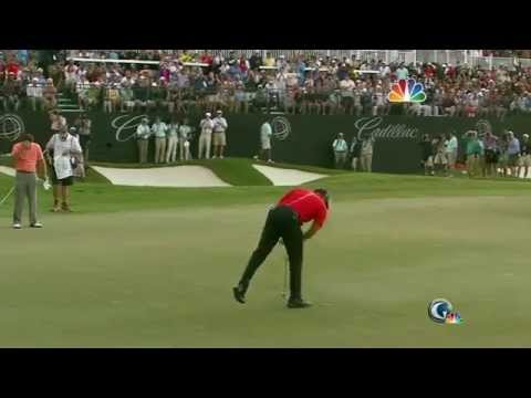 Tiger Woods 2013 All Winning Moments