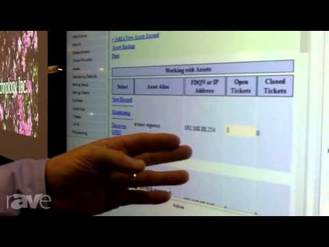 InfoComm 2013: Avnoc Shows Cloud Based Audiovisual Remote Monitoring System