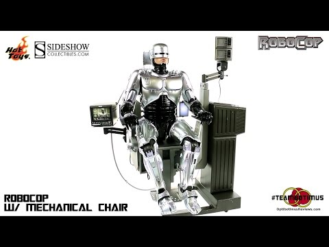 Video Review Of The Hot Toys: Robocop With Mechanical Chair video