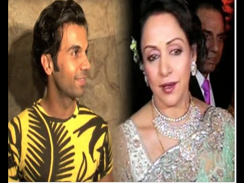 Rajkumar Rao To Romance Dream Girl Hema Malini video