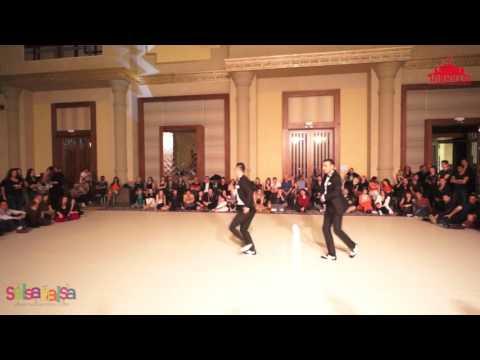 Umut Bingol - Burak Ulucay Dance Performance   IIDF 2016