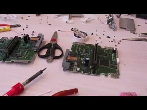 Super Nintendo Dual Capacitor Replacement (High-Speed)