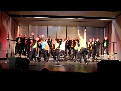 Kentucky Vocal Union - Footloose video