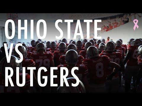 Ohio State Football: OSU vs Rutgers Trailer