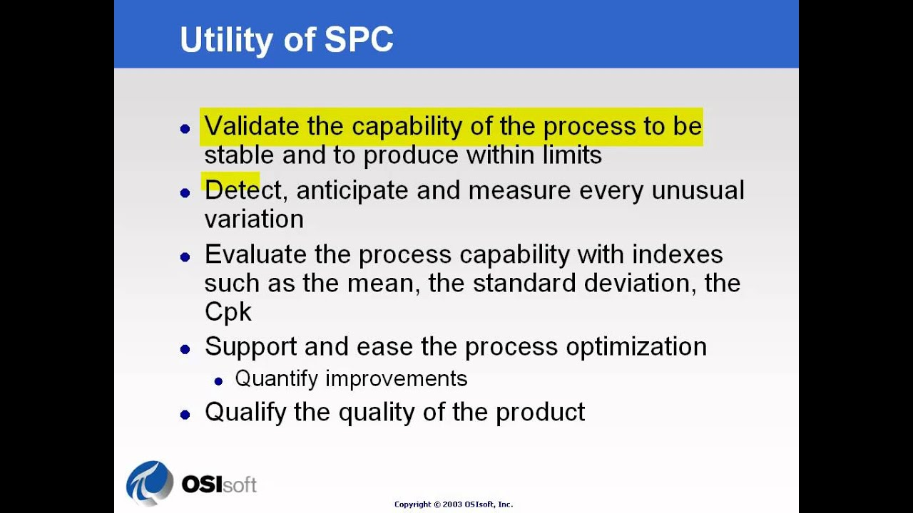 Process Capability Excel Template
