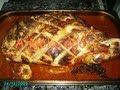 Paletilla de cerdo asada en Horno de leña Sisale