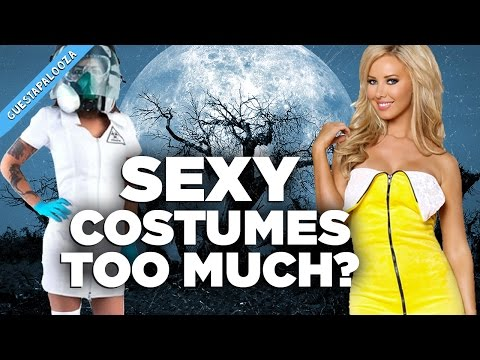 Have Sexy Halloween Costumes Gone Too Far? (ft. Jason Horton)