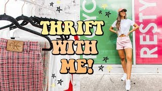 COME THRIFT WITH ME FOR FALL ☆ Salvation Army Thrift Store