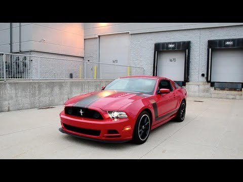 2013 Ford Mustang Boss 302 - WINDING ROAD POV Test Drive