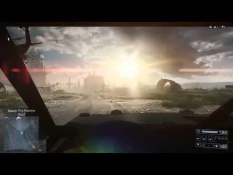 عرض تحليلي: بتل فيلد 4 || Battlefield 4: Fishing in Baku Analysis