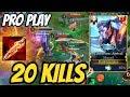 BEST MURAD GAMEPLAY 20 Kills Solo Carry ArenaofValor ROV LiênQuânMobile 펜타스톰 mp3