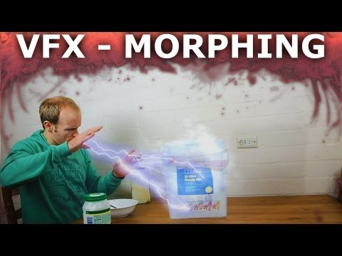 Adobe After Effects How to Morph / Warp an Object - Visual Effects 101