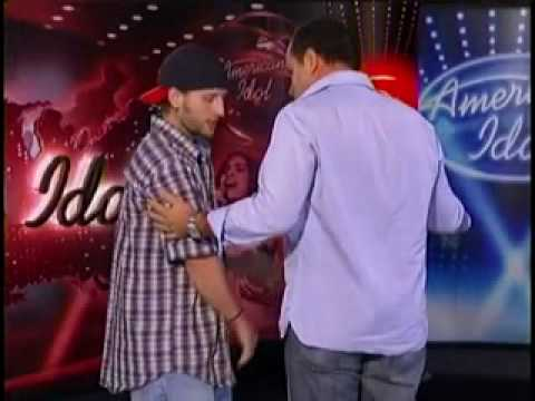 American Idol 2010 Season 9 Auditions Reject Taken Out In
