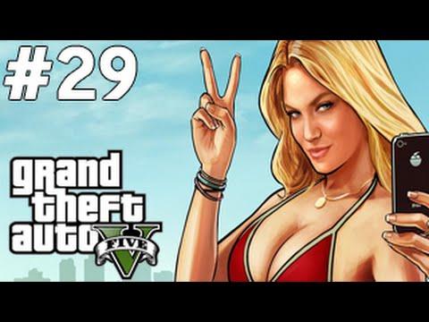 GTA V - Xbox Yakma - B�l�m 29