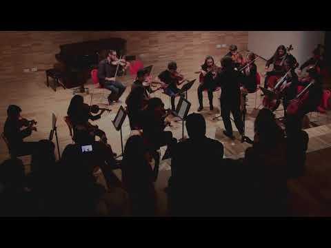 Amar Pelos Dois (Luísa Sobral) - Strings of S.João da Madeira