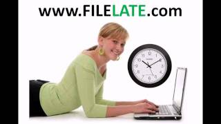 How can I file a late 2006 tax return?