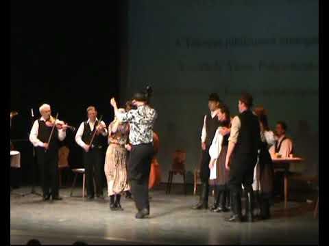 Zsászcsávási cigány táncok