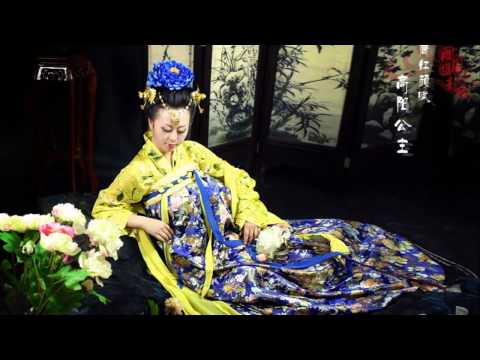 Hot Chinese girls in traditional dress (2) 中國漢服之襦裙(女)
